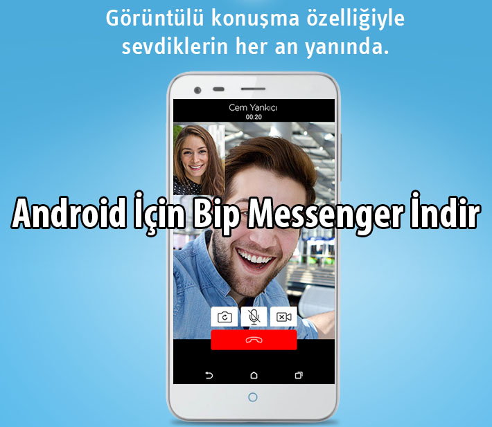 android-icin-bip-messenger-indir