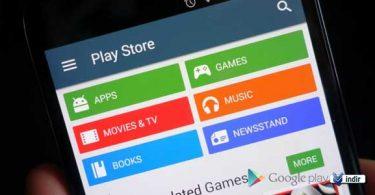 Google Play Store sorun giderme